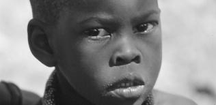 Retrato Himba.